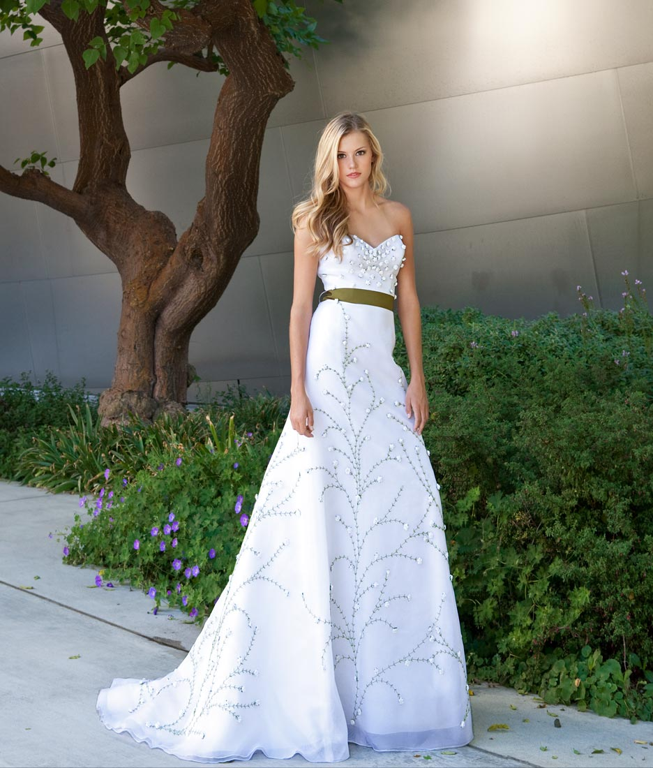 Los Angeles Wedding Dress Collection Gallery - Judy Lee Bridal