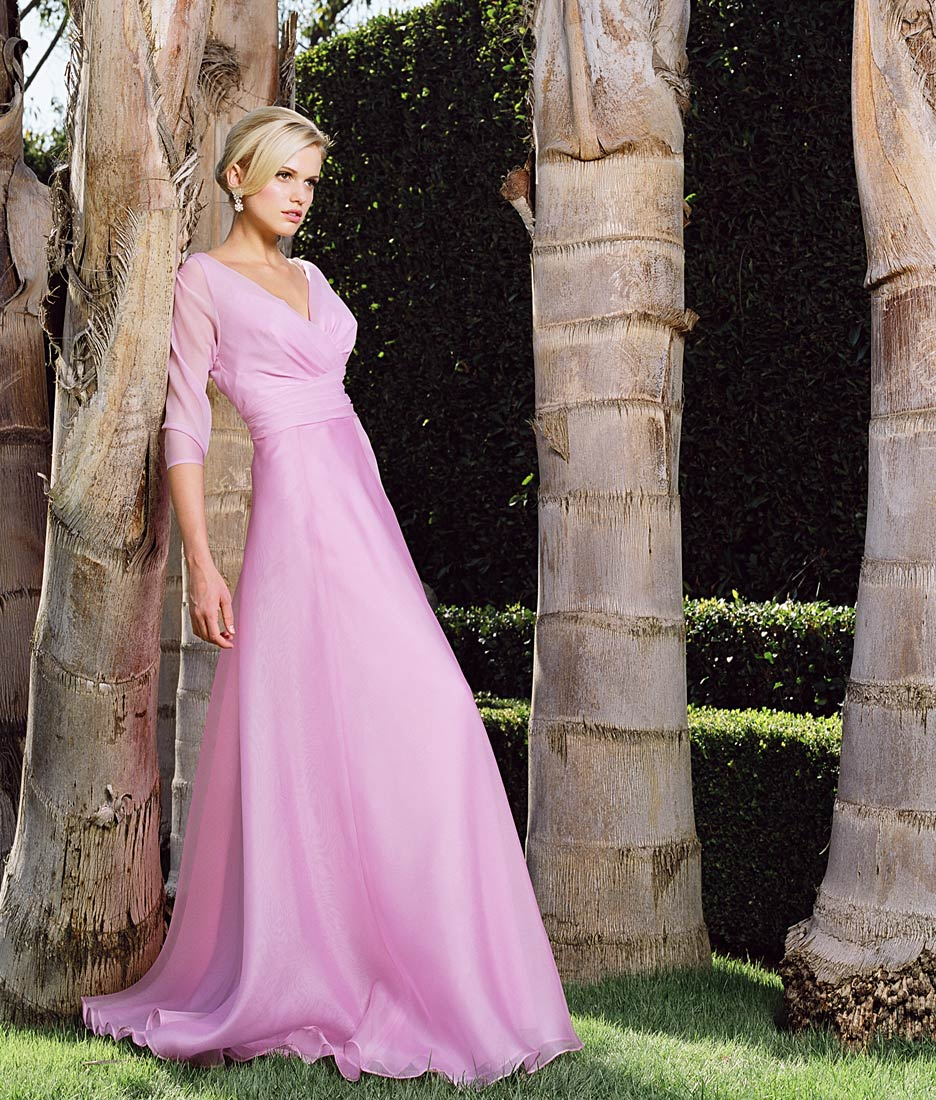 Color wedding dress judy lee bridal for Wedding dresses with a little color